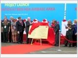 Việt Nam và Hoa Kỳ khởi động Dự án xử lý dioxin ở sân bay Biên hòa