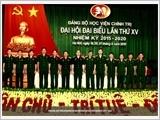 Đảng bộ Viện Khoa học xã hội nhân văn quân sự lãnh đạo thực hiện nhiệm vụ chính trị