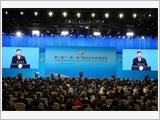 """Thủ tướng Nguyễn Xuân Phúc dự Diễn đàn cấp cao hợp tác quốc tế """"Vành đai và Con đường"""" tại Trung Quốc"""