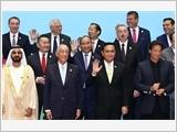 """Thủ tướng Nguyễn Xuân Phúc dự Hội nghị các nhà lãnh đạo tại Diễn đàn cấp cao hợp tác quốc tế """"Vành đai và Con đường"""""""