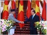 Tuyên bố chung giữa nước Cộng hòa xã hội chủ nghĩa Việt Nam và Cộng hòa Dân chủ Liên bang Nepal