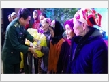 Bộ đội Biên phòng Hà Tĩnh đẩy mạnh công tác vận động quần chúng