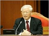 Phát biểu của đồng chí Tổng Bí thư, Chủ tịch nước Nguyễn Phú Trọng bế mạc Hội nghị lần thứ mười Ban Chấp hành Trung ương Đảng khoá XII