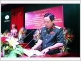 Binh đoàn 12 phát huy truyền thống Bộ đội Trường Sơn trong giai đoạn mới
