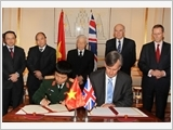 Cục Đối ngoại phát huy vai trò nòng cốt trong thực hiện công tác đối ngoại quốc phòng