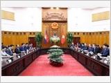Tăng cường quan hệ hợp tác hữu nghị Việt Nam - Campuchia