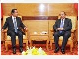Thủ tướng Nguyễn Xuân Phúc tiếp lãnh đạo Cam-pu-chia, Lào; Bộ trưởng truyền thông Cu-ba