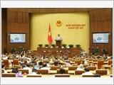 Đại tướng Ngô Xuân Lịch giải trình, làm rõ thêm một số nội dung về dự án Luật Dân quân tự vệ (sửa đổi)