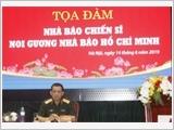 Nhà báo chiến sĩ noi gương nhà báo Hồ Chí Minh