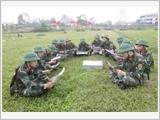 Quân đoàn 1 nâng cao hiệu quả công tác giáo dục chính trị