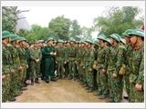"""Bộ đội Thông tin liên lạc """"Xây dựng ý thức tôn trọng nhân dân, phát huy dân chủ, chăm lo đời sống nhân dân theo tư tưởng, đạo đức, phong cách Hồ Chí Minh"""""""
