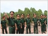 Quân khu 2 đẩy mạnh thực hiện phong trào Thi đua Quyết thắng