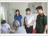 Lực lượng vũ trang tỉnh Nam Định thực hiện tốt công tác chính sách hậu phương Quân đội