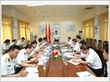 Xây dựng Đảng bộ Quân chủng Hải quân vững mạnh theo Di chúc của Chủ tịch Hồ Chí Minh