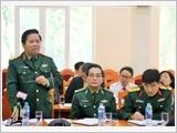 Quân đội tích cực tham gia phòng, chống thiên tai - ứng phó biến đổi khí hậu
