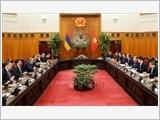 Thủ tướng Cộng hòa Armenia kết thúc chuyến thăm chính thức Việt Nam