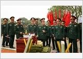 Toàn quân tiếp tục đột phá nâng cao chất lượng huấn luyện, sẵn sàng chiến đấu