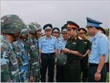Tăng cường kỷ luật, kỷ cương, nâng cao sức mạnh Quân đội, đáp ứng yêu cầu nhiệm vụ
