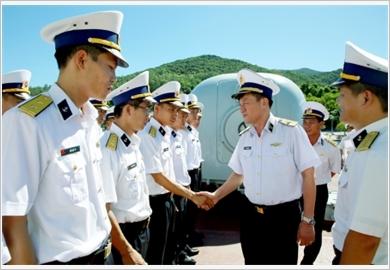 Phát huy tinh thần đánh thắng trận đầu, xây dựng Quân chủng Hải quân vững mạnh về chính trị