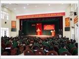 Trường Trung cấp Biên phòng 1 đẩy mạnh học tập và làm theo Bác Hồ