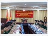 Bộ đội Biên phòng quán triệt, thực hiện Nghị quyết 33 của Bộ Chính trị (khóa XII) về Chiến lược Bảo vệ biên giới quốc gia
