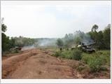 Làm theo lời Bác, Lữ đoàn Xe tăng 215 tập trung nâng cao sức mạnh chiến đấu