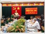 Nâng cao chất lượng công tác kiểm tra, giám sát, đáp ứng yêu cầu xây dựng Đảng bộ Quân đội