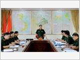 Lực lượng vũ trang Thủ đô gắn phong trào Thi đua Quyết thắng với phong trào Thi đua yêu nước
