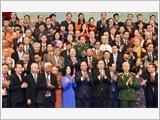 Đại hội đại biểu toàn quốc Mặt trận Tổ quốc Việt Nam lần thứ IX thành công tốt đẹp và bế mạc