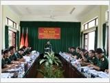 Bàn về giải pháp nâng cao năng lực chủ trì về chính trị cho đội ngũ chính ủy trung đoàn, lữ đoàn