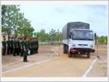 Lữ đoàn Vận tải 972 nâng cao chất lượng giáo dục pháp luật, đảm bảo an toàn giao thông