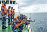 Cảnh sát biển Việt Nam kiên quyết, kiên trì đấu tranh, góp phần giữ vững hòa bình, ổn định biển, đảo của Tổ quốc
