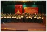 Lực lượng vũ trang tỉnh Quảng Bình đẩy mạnh thực hiện Chỉ thị 855-CT/QUTW