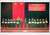 Ngành Kỹ thuật Trường Sĩ quan Lục quân 2 phát huy vai trò nòng cốt trong thực hiện Cuộc vận động 50