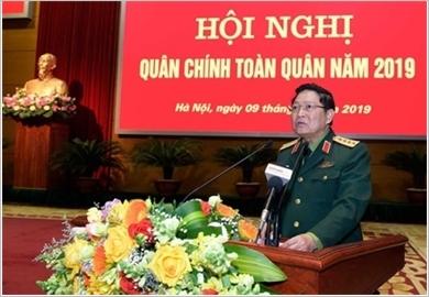 Toàn quân nêu cao trách nhiệm chính trị, quyết tâm thực hiện thắng lợi nhiệm vụ quân sự, quốc phòng năm 2020