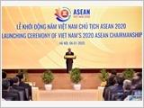Việt Nam khởi động Năm Chủ tịch ASEAN 2020