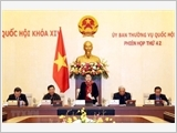 Khai mạc Phiên họp thứ 42 của Ủy ban Thường vụ Quốc hội