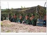 Binh chủng Tăng thiết giáp phát huy truyền thống ra quân đánh thắng trận đầu, nâng cao chất lượng huấn luyện, sẵn sàng chiến đấu