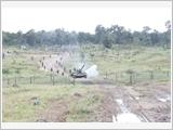 Quân đoàn 3 đột phá nâng cao chất lượng huấn luyện quân sự
