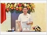 Bế mạc Phiên họp thứ tư Ủy ban Thường vụ Quốc hội