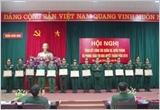 """Trung đoàn Bộ binh 59 xây dựng vững mạnh toàn diện """"mẫu mực, tiêu biểu"""""""