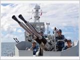 Vùng 5 Hải quân nâng cao chất lượng huấn luyện đáp ứng yêu cầu, nhiệm vụ