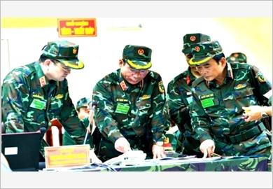 Phát huy truyền thống anh hùng, Thủ đô Hà Nội tập trung xây dựng khu vực phòng thủ vững chắc