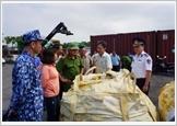 Đảng bộ Đoàn Trinh sát số 1 Cảnh sát biển, tập trung lãnh đạo đơn vị hoàn thành tốt nhiệm vụ