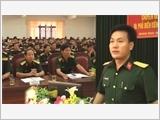 Nâng cao ý thức chấp hành pháp luật Nhà nước, kỷ luật Quân đội ở Quân khu 5