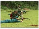 Huyện Cẩm Thủy thực hiện công tác quốc phòng, quân sự
