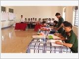 Trường Sĩ quan Công binh đổi mới, nâng cao chất lượng giáo dục, đào tạo