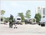 Binh chủng Công binh đột phá nâng cao chất lượng huấn luyện, sẵn sàng chiến đấu