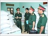 Thực hiện lời huấn thị của Bác Hồ, ngành quân nhu đẩy mạnh đổi mới, nâng cao chất lượng công tác
