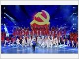 Lễ kỷ niệm 90 năm Ngày thành lập Đoàn Thanh niên Cộng sản Hồ Chí Minh